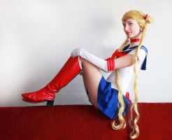 Sailor Moon by MarinaReIkO