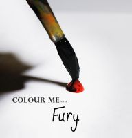 Colour Me Fury by RetroChick27