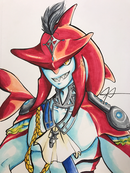Prince Sidon by Stroodelle