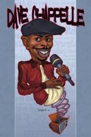 Dave Chappelle by RC-draws