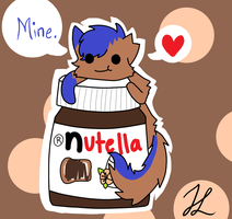 Nutella by BlueshinetheKat