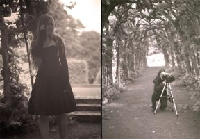 A Shooting In Past by jusaca01