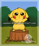 Pika? by Veemonsito