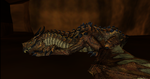 MMD newcomer Skyrim Ancient Drake + DL by Valforwing