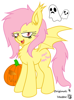 Yello bat pone by Darknisfan1995