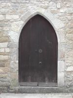 Objects - Castle Door by Stock-gallery