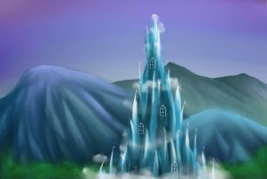 WW: Ice Tower by TalonDragon000