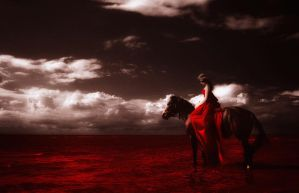 War. Second Horseman by WWWest