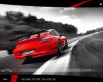 Red porsche desk winamp skin by nyolc8