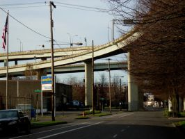 Overpass 05 by sand-stock