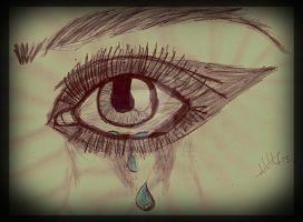 26. Tears by allysee