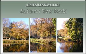 Autumn River Pack 2 by shelldevil
