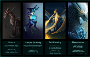 Commission info summer 2013 by Taluns