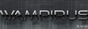 3D Text Effect 3 by WampiruS