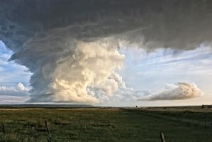 Colorado Cloud CG by edwardiant