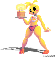 Toy Chica!! by Mataknight