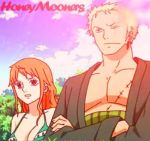 Honeymooners ( Zoro Nami ) by BelleLoveZoro