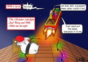 A Pencil View Christmas 06 by SuperferretIX