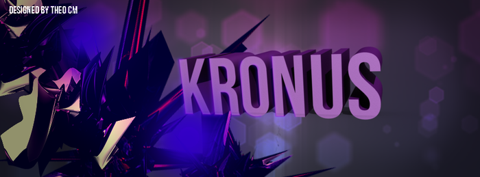 Kronus by PantherByte
