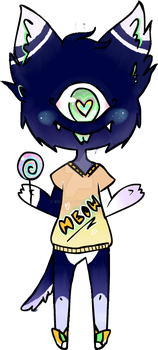 Cyclops ACNL Villager Adopt Auction (Open!) by Evlavie