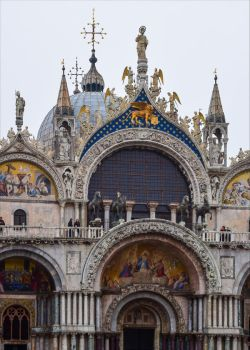 Basilica di San Marco II by Aenea-Jones