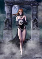 Queen Of The Dead by rogue29730