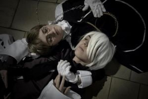 Pandora Hearts - Odds and Ends by Sky-Hat