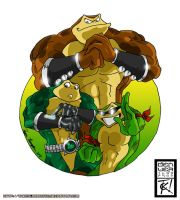 Battletoads Reloaded by SketchBravo
