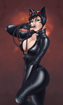 Catwoman by Daluna83
