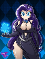 Nightmare Rarity by DANMAKUMAN