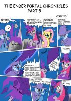 The Ender portal Chronicles part 5 by CIRILIKO