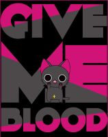 Nyanpire Give Me Blood by Foxx454