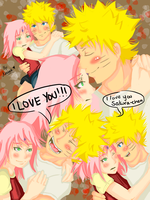 NaruSaku - The Confession by Kirabook