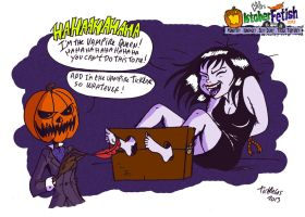 October is here ! by ticklegas