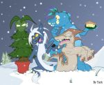 Guardian XMas by Yark-Wark