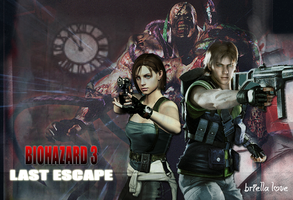 Biohazard 3 Wallpaper by BriellaLove