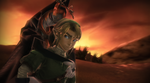 {MMD}{LoZ}{MidLink} Like old times by UniTheLucario