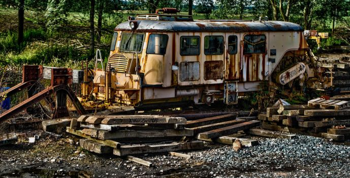 Out of service by forgottenson1