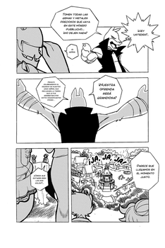 Hooves and Fins V cap.02 - pag.35 by BOAStudio