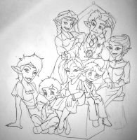 Elliot... and the royal family by nikkigurlie89