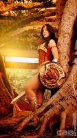 Princess Diana of Themyscira by Jessie-TR