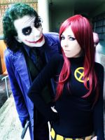 joker and jean by lulysalle