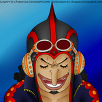 Usoland (Usopp Chapter 713) by braeven