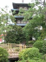 EPCOT Japan 13 by AreteStock