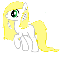 Custom Pony for - KatyLee5 by iPandacakes