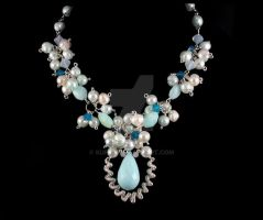 Marie Antoinette Necklace by kufka