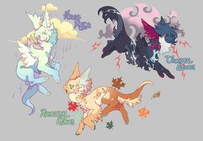 Fall Finkx AUCTION closed! by Hauket