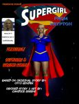 Heroine Prime Volume 1 Issue 3: Supergirl by TrekkieGal
