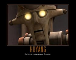 Star Wars The Clone Wars Huyang by Onikage108