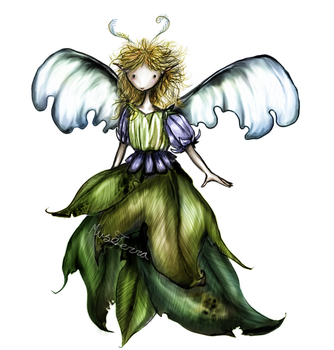 Fairy by MuseTerra